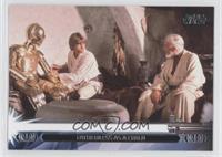 Fatherless as a Child (Luke Skywalker)