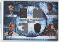 Tony Stark, Mandarin, Rhodey Rhodes, Killian