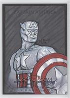 Captain America (Marcus Huey) /1