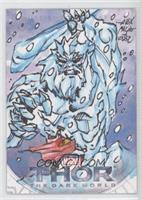 Alex Magno (Thor vs Ice Giant) /1