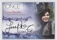 Lana Parrilla as Regina Mills/The Evil Queen
