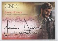 Jamie Dornan as Sheriff Graham/The Huntsman