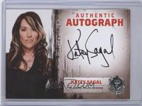 Katey Sagal as Gemma Teller Morrow