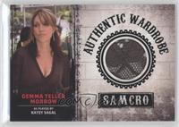 Katey Sagal as Gemma Teller Morrow