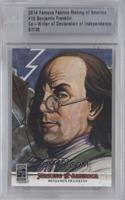 Benjamin Franklin /30 [ENCASED]