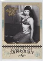 Bettie Page January