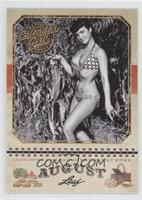 Bettie Page (August)