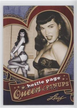 2014 Leaf Bettie Page Queen of Pinups #BP-QP11 - Bettie Page