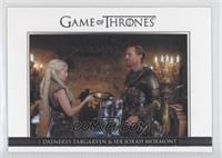 Daenerys Targaryen & Ser Jorah Mormont