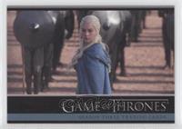 Daenerys Targaryen, Unsullied