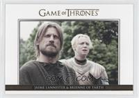 Jaime Lannister & Brienne of Tarth /300
