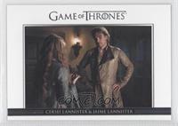 Cersei Lannister & Jaime Lannister