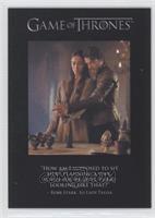 Robb Stark, Lady Talisa