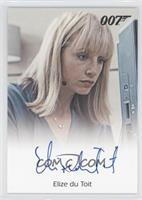 Elize Du Toit as Vanessa