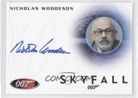 Nicholas Woodeson as Dr. Hall