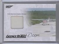 Franz Sanchez's Airplane Window /400