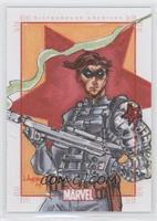 Winter Soldier (Justin Ayers) /1