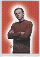 Simon Pegg as Scotty