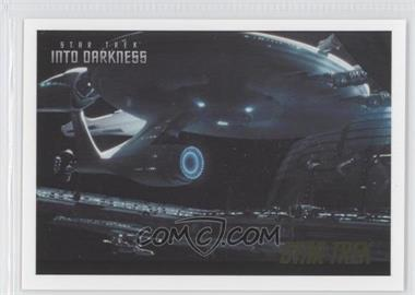 2014 Rittenhouse Star Trek Movies (Reboots) Star Trek: Into Darkness Gold #27 - [Missing] /100