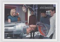 Bones places Kirk inside... /200