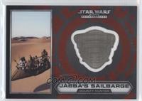 Jabba's Sailbarge