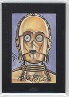 Lin Workman (C-3PO)