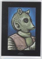 Ashleigh Popplewell (Greedo) /1