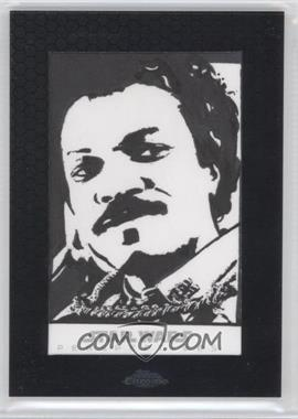 2014 Topps Star Wars Chrome Perspectives Sketch Cards #UALC - Unknown Artist (Lando Calrissian)