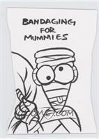 Mon Serrat (Bandaging for Mummies) /1