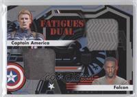 Captain America, Falcon
