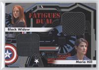 Black Widow, Maria Hill