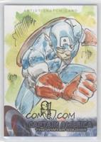 Jim Jimenez (Captain America) /1