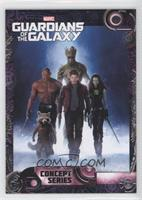 Concept Series - Guardians of the Galaxy Movie