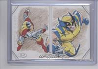 Brandon McKinney (Colossus, Wolverine) /1