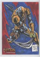 Matthew Sutton (Deathstroke) /1