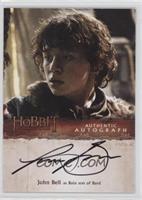 John Bell as Bain son of Bard