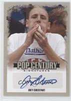 Joey Chestnut /25