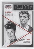 Ava Gardner, Robert Mitchum