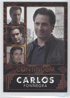 Carlos Fonnegra /100