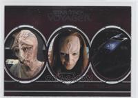 Caatati, Cardassian, Class J Nebula Lifeform, Devore, Drayan, Dream
