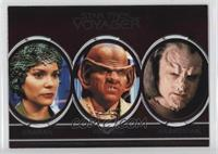 Enaran, Ferengi, Haakonian, Hanon, Hazari, Hierarchy