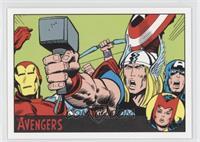 Avengers #99 /100