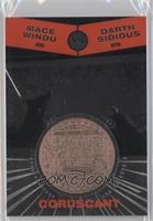 Mace Windu, Darth Sidious