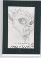 Jared Hickman (Yoda) /1