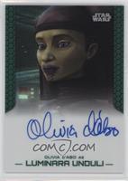 Olivia d'Abo as Luminara Unduli /50