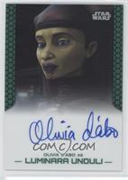 Olivia d'Abo as Luminara Unduli