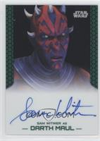 Sam Witwer as Darth Maul