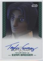 Taylor Gray as Ezra Bridger