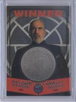 Obi-Wan Kenobi, Count Dooku (Winner) /150