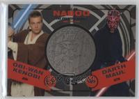 Obi-Wan Kenobi, Darth Maul /150